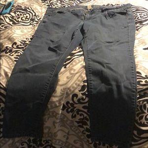 Like new Sonoma Skinny 16S Jeans